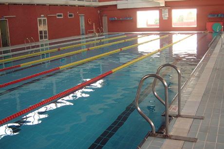 clece piscina avería