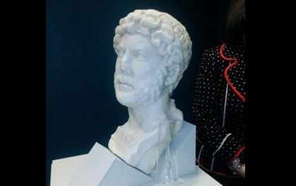 el emperador adriano en Yecla