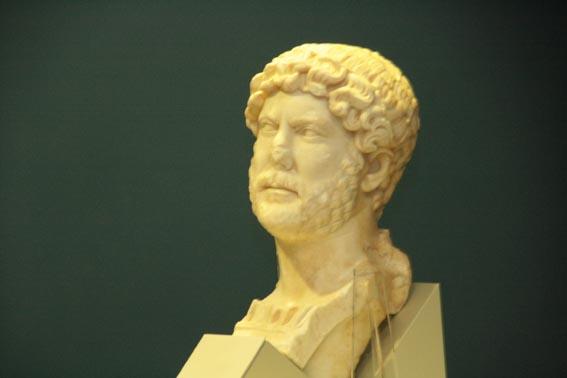 adriano, emperador, Yecla