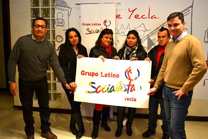 candidatura del PSOE elecciones 2015
