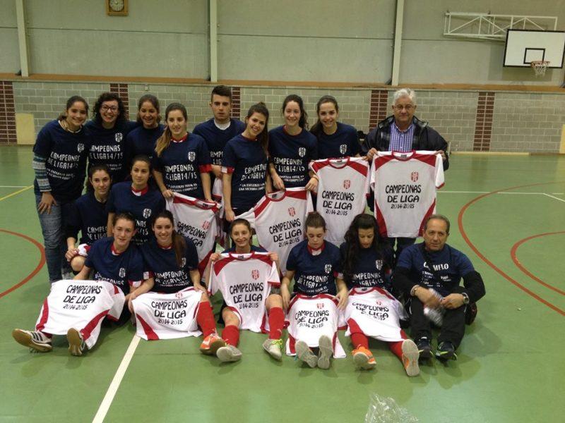 campeonas de liga hispania