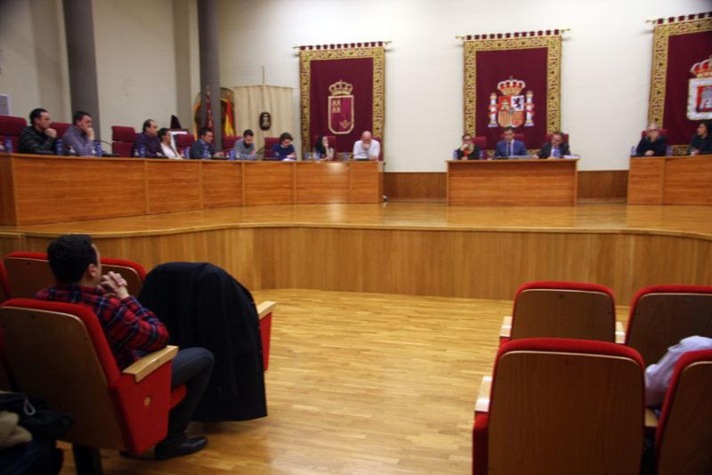 pleno municipal de yecla 2014