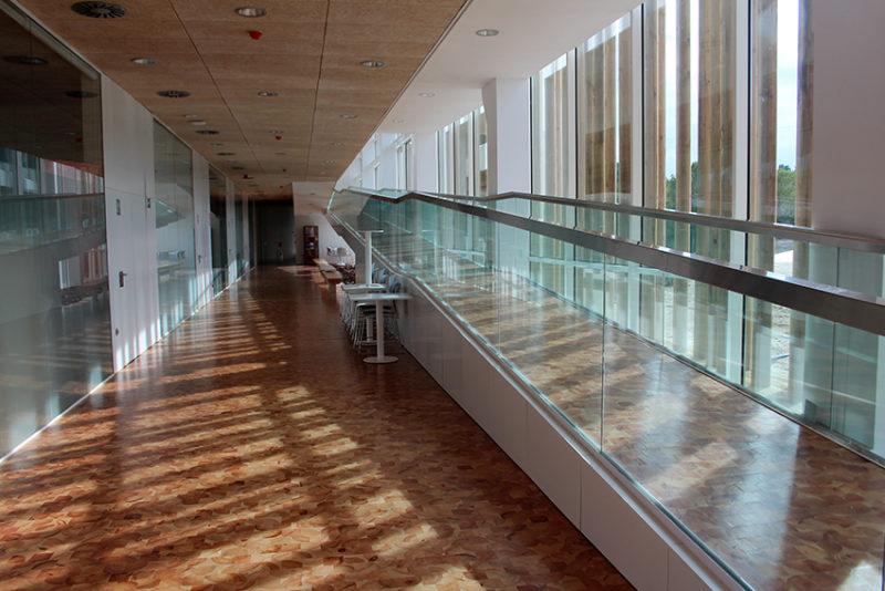 edificio bioclimático