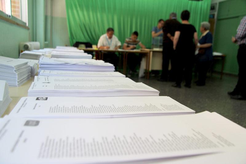 elecciones municipales de 2015 polarización