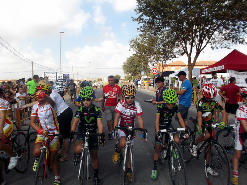 ciclismo en roldán