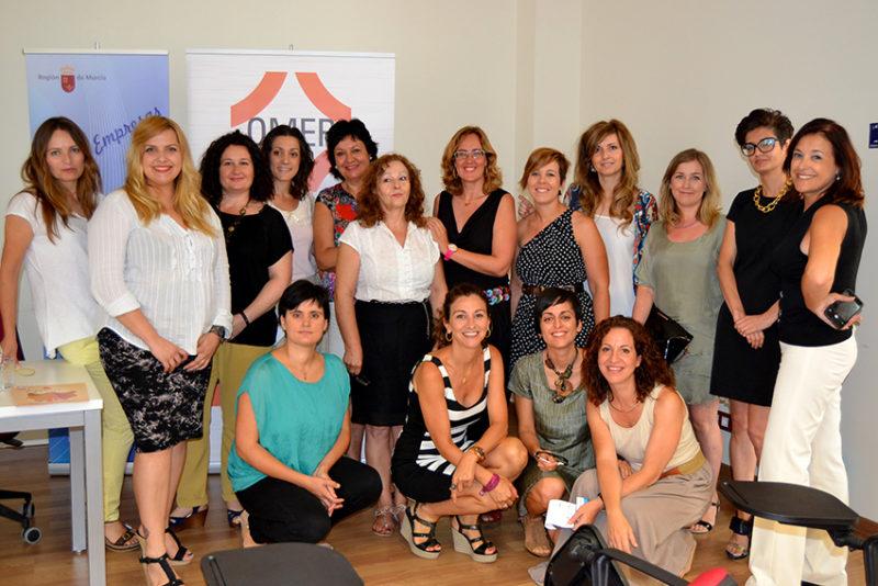 mujeres empresarias delegación