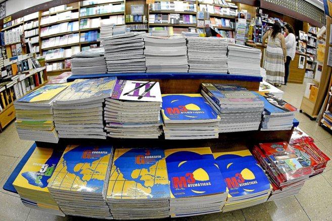 libros de texto colegios
