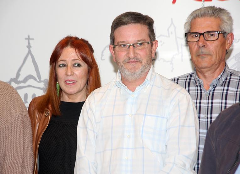 Juan Jimenez PSOE actas concejales
