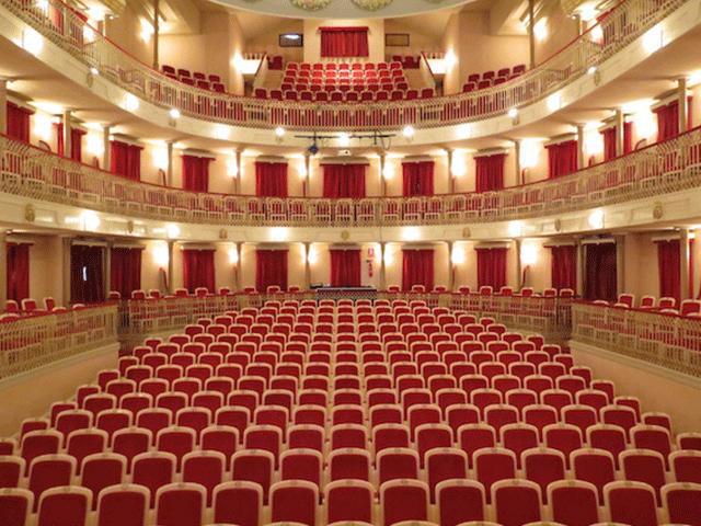 Teatro Concha Segura