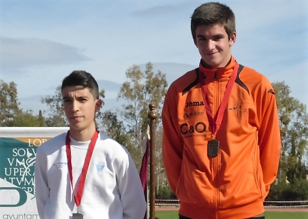 alejandro ortuño campeonato cross
