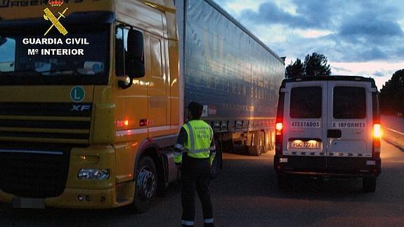 conductor detenido húngaro