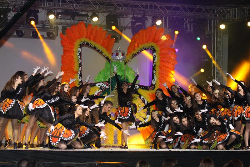 carnaval yecla