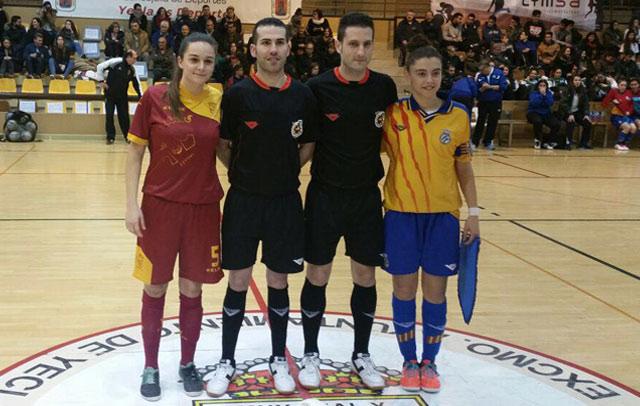 Murcia selección futbol sala
