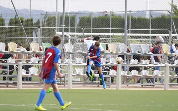 infantil a fútbol base yecla
