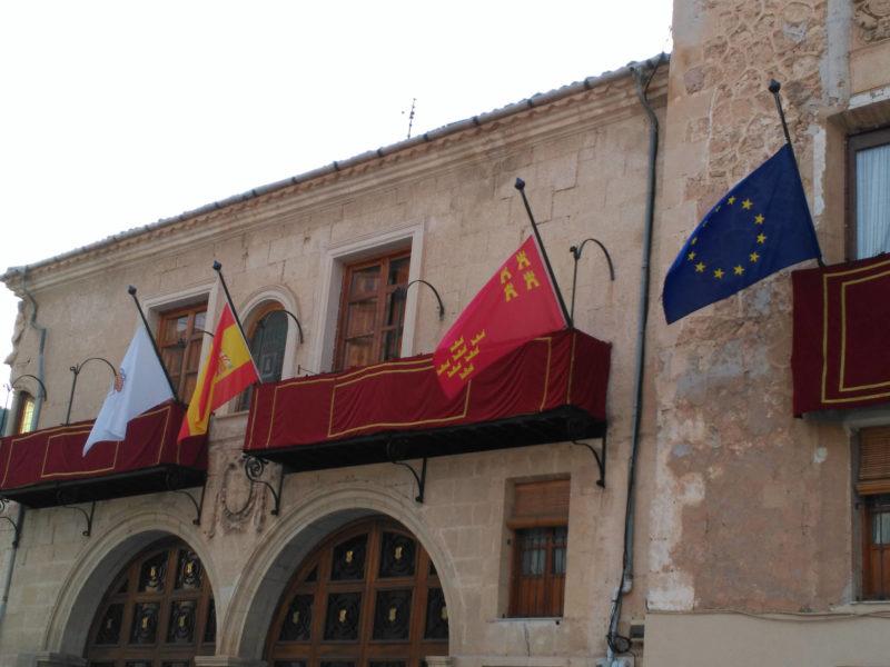 bandera Unión Europea atentado bruselas