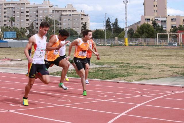 campeonato juvenil atletismo