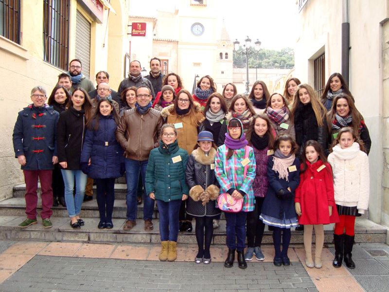 reinas y damas san isidro 2016