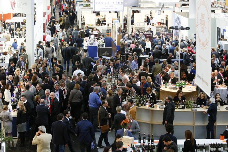 prowein vino ferias internacionales