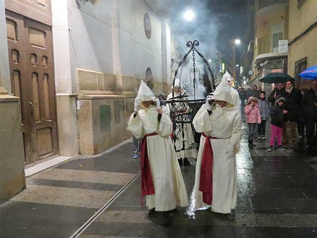 Procesión Penitencial Rosario