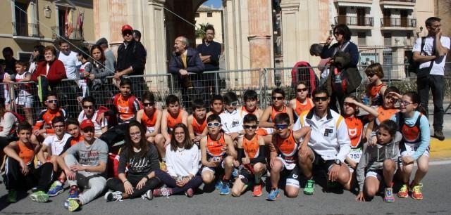 triatlon escuela arabí