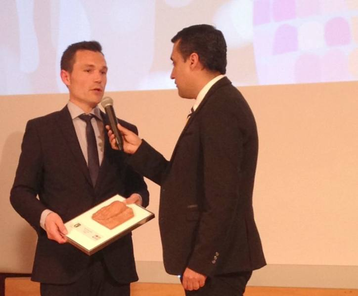 pedro romero concejal deportes premio burgos cross de yecla