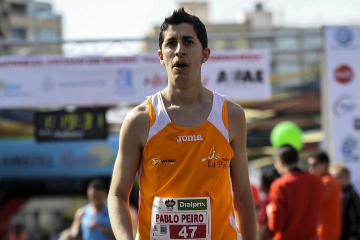 Raul Peiro maratón ada yeclana media maraton