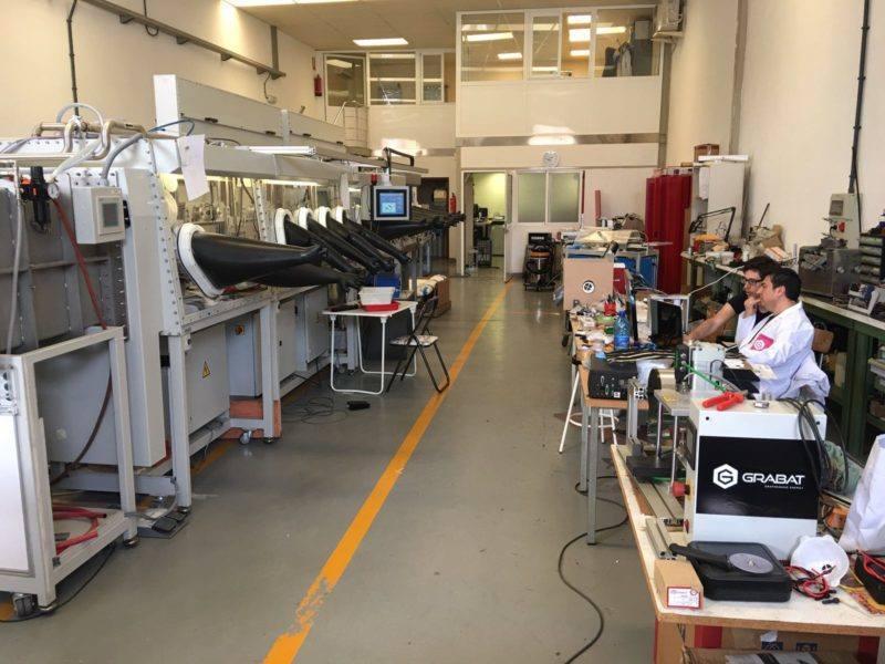 fabrica grafeno yecla