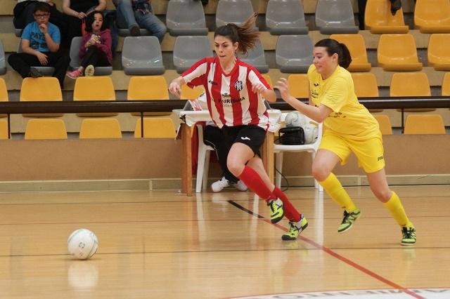 sd hispania futbol sala femenino puertollano san juan bosco