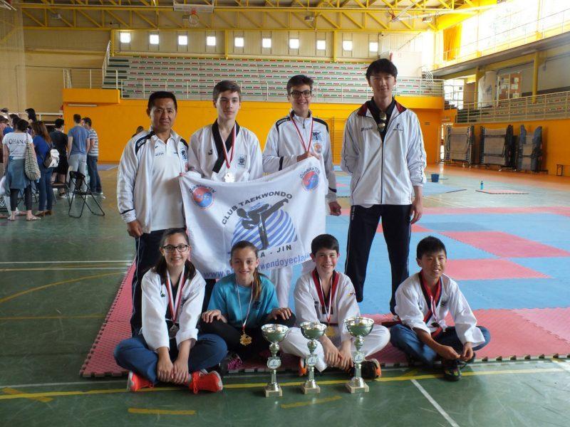 taekwondo yeclano guadalajara