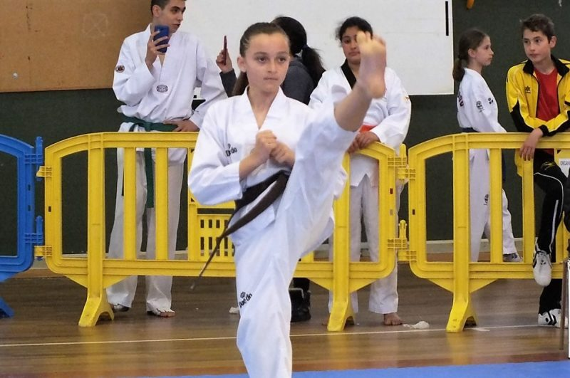 taekwondo yecla final regional
