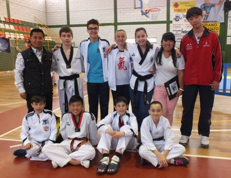 taekwondo yecla