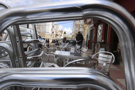 terraza bar IBI de sus casas medidas restrictivas