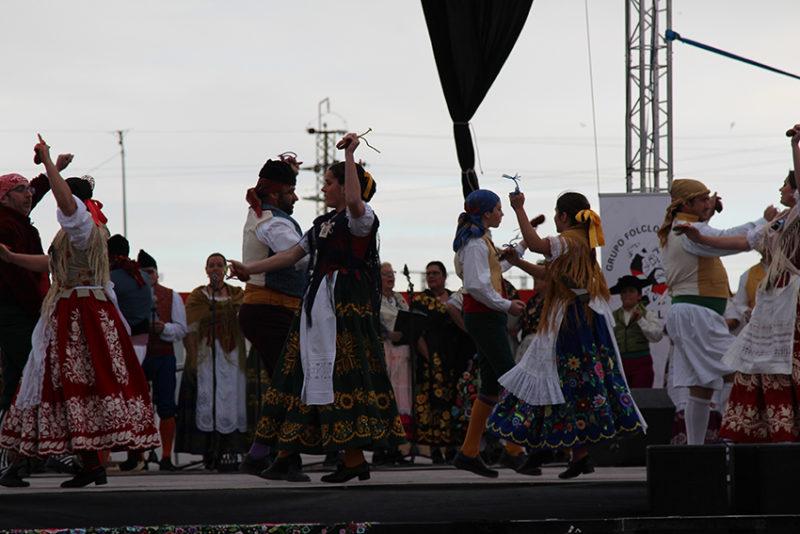 grupo folclórico arabí folclore