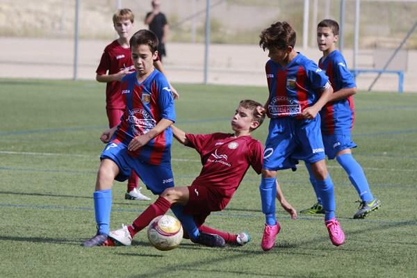 equipos sociedad deportiva futbol base yecla