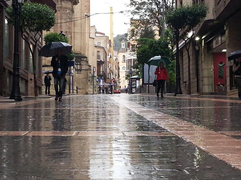 lluvia yecla calenadario