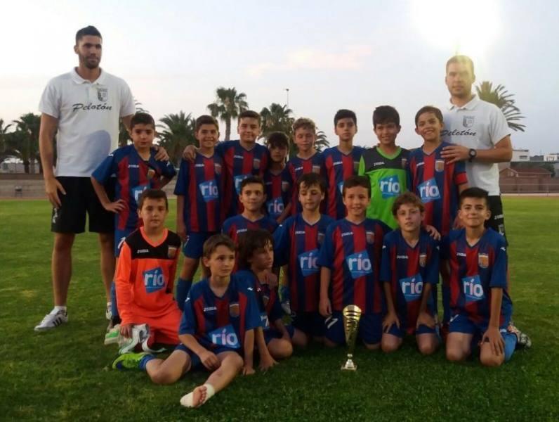 Alevin B - Torneo Santa Pola 02