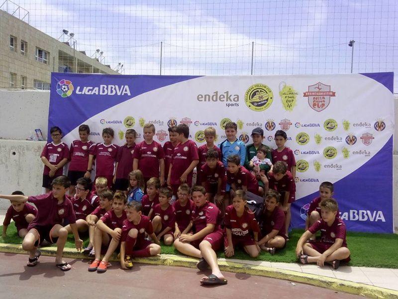 Villarreal Final Cup yecla cf