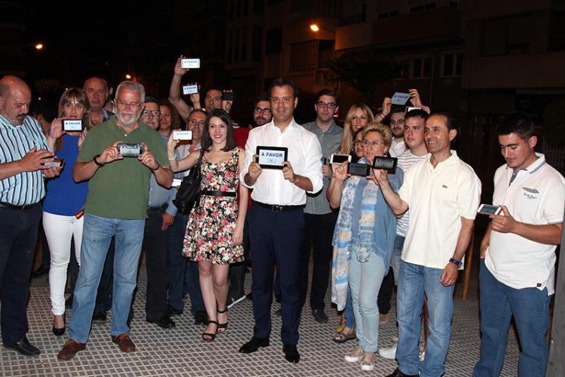 campaña pp elecciones 2015