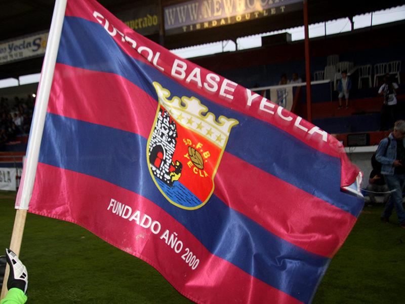 sociedad fútbol base yecla