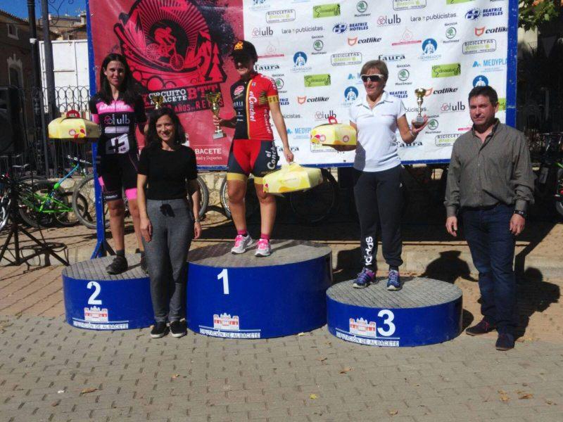 Rosa Alacid ciclista Elche de la Sierra