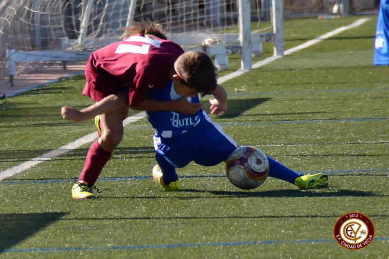 torneo fútbol base alevin-ef-ciudad-yecla jornada dispar