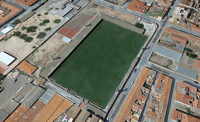 campo de fútbol de la constitución reformar