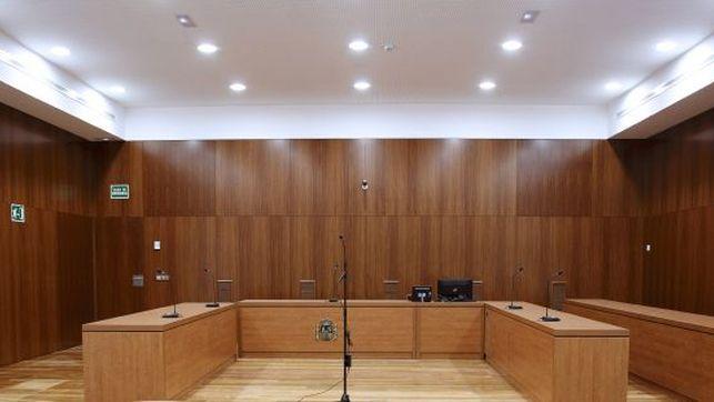 coacciones justicia exhibicionista juzgan