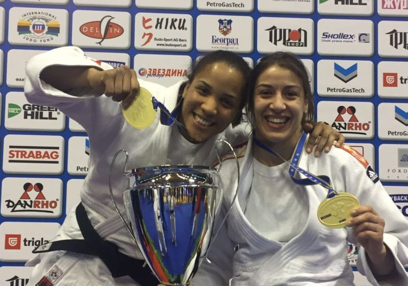 maría isabel puche campeona europa clubes