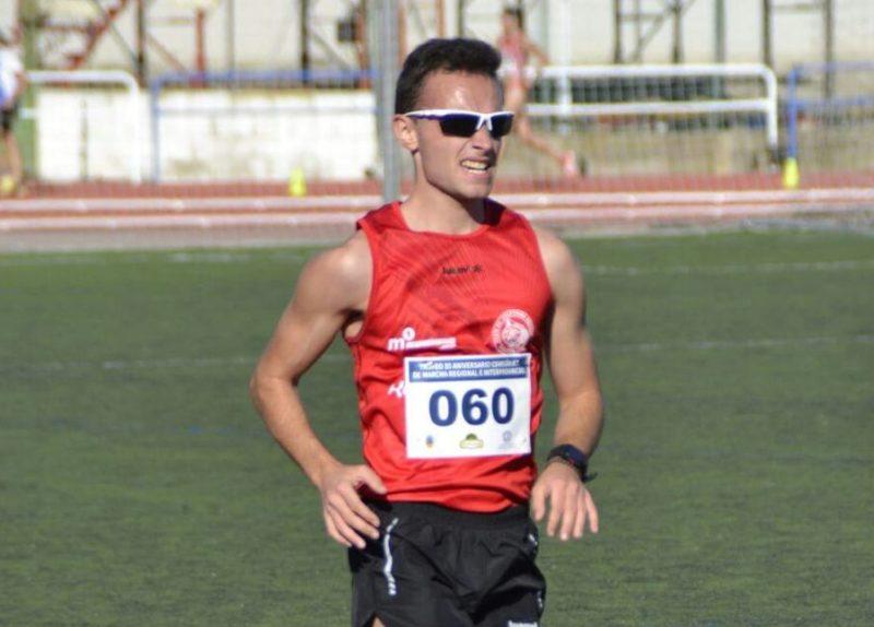 ivan lopez marcha atletas yeclanos