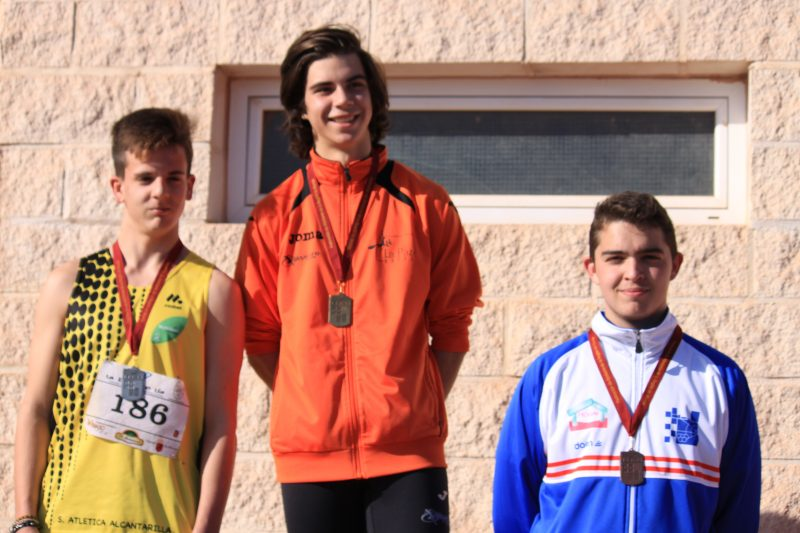 Podium Rafael andres martillo
