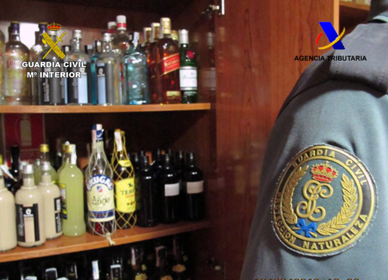 alcohol adulterado