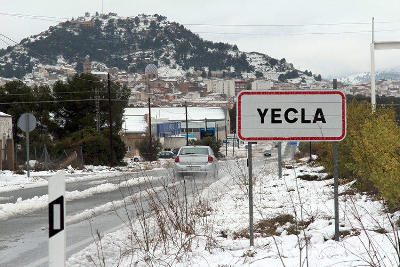 normalidad yecla