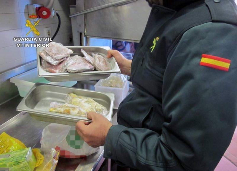 inspecciones de alimentos