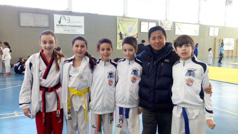 poomse taekwondo yecla